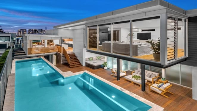 Rugby star Quade Cooper's luxury Bulimba home gets asking price