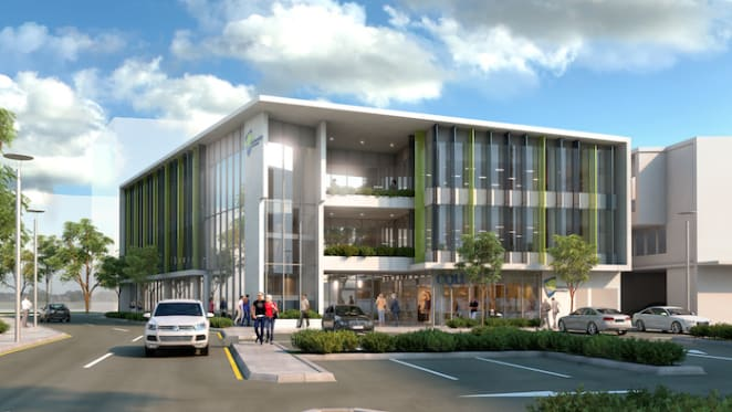 Newly constructed CQUniversity building in Townsville sold for $12.8m