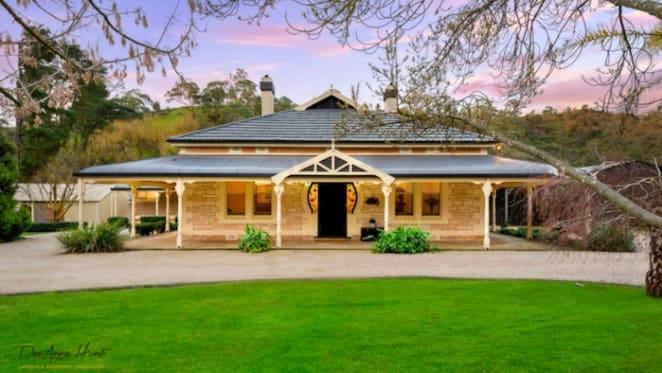Cudlee Creek, SA character home hits the market