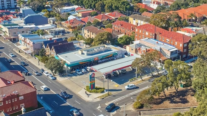 Caltex puts 25 development sites on the market