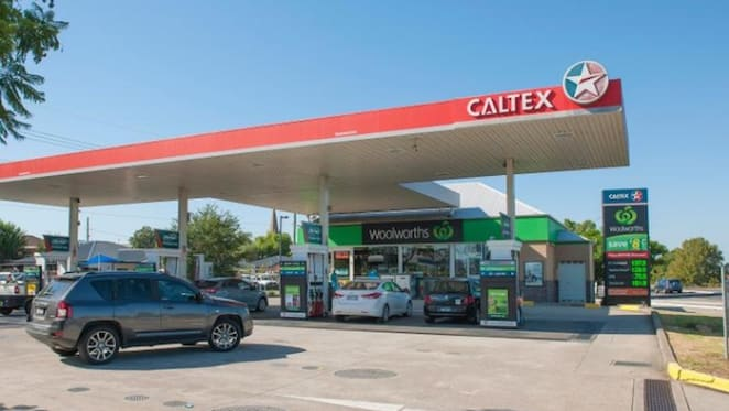 Woolworths Caltex service station in Lower Hunter Valley fetches $1.16 million at auction