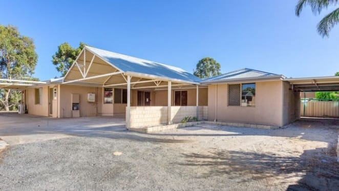 Camillo, WA mortgagee home listed for minor profit under offer