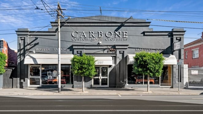 Historic Brunswick East retail freehold competed for under the hammer