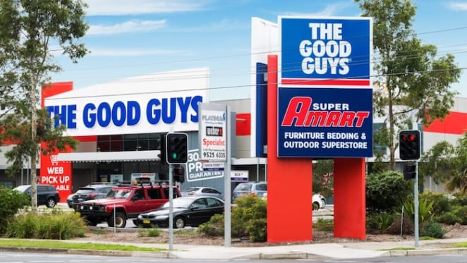 Savills sell nine properties leased to The Good Guys in $92 million disposal