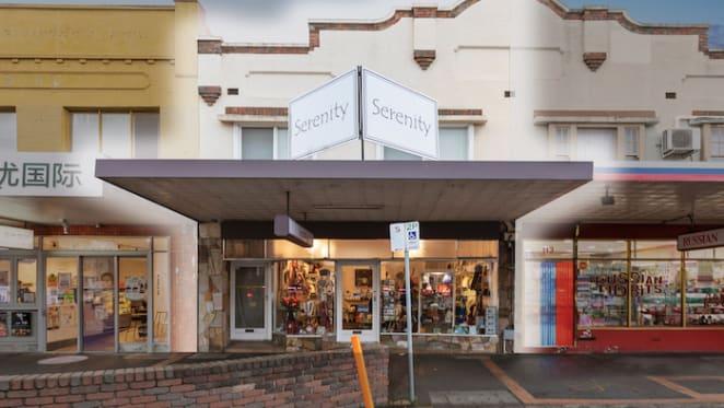 Carnegie mixed-use investment on Koornang Road sells