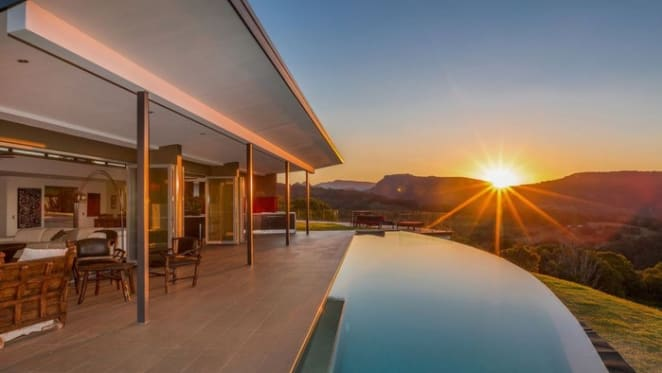 Carool trophy estate with private acreage has hit the market