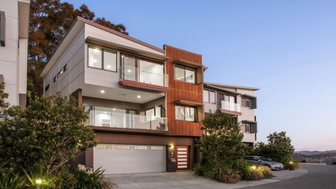 Departed Gold Coast Titan Bryce Cartwright lists Currumbin home