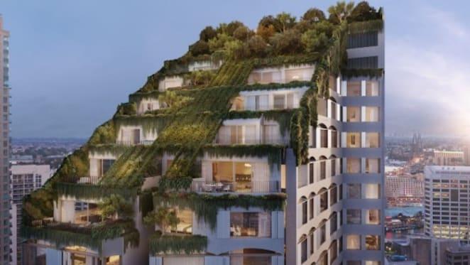 Another $18 million penthouse in Sydney's CBD