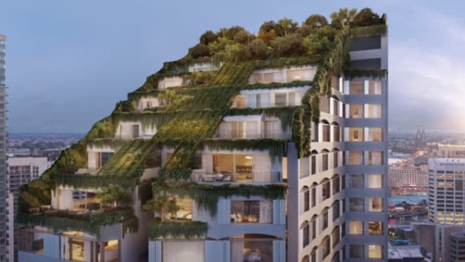 Castle Residences in Sydney CBD secure 50 percent initial sales