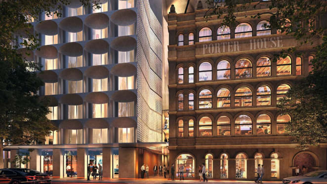 United Development Sydney appoints Hutchinson as builder for Castle Residences