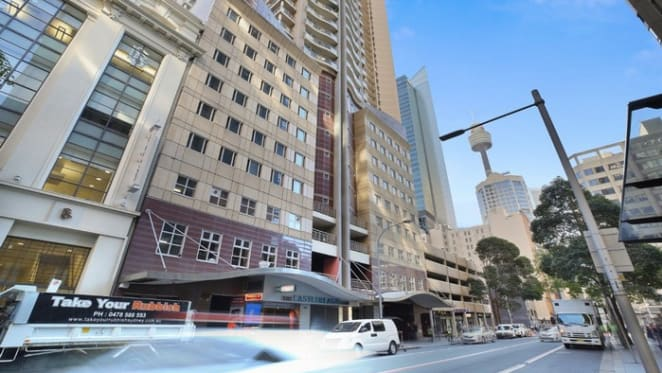 Castlereagh Club building for sale with $20 million hopes