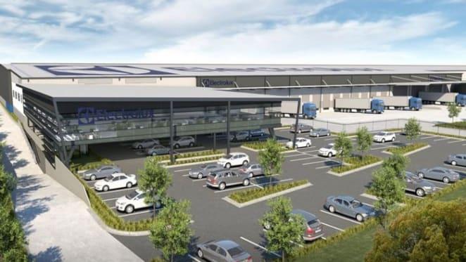 AMP Capital lease Casula Crossroads warehouse