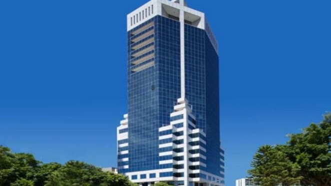 Gold Coast's largest A-grade office building hits the market