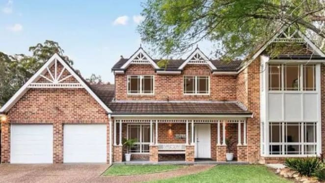Former Parramatta Eels captain Nathan Cayless has sold in Pennant Hills