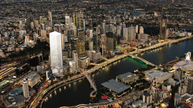 International architects shortlisted for 205 North Quay design competition