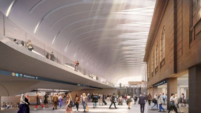 Central Station redvelopment shows how cities can be shaped by transport: Chris Johnson