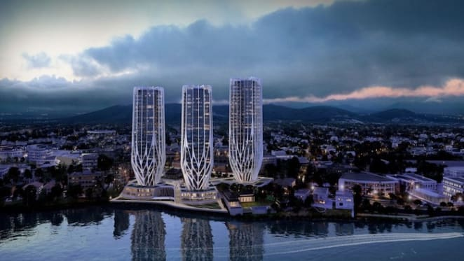 Sunland scrap its Toowong champagne flute skyscrapers plan
