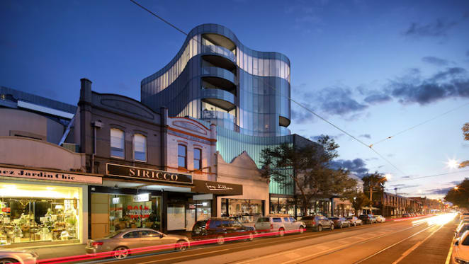 Chapel Street investment with five year lease for sale