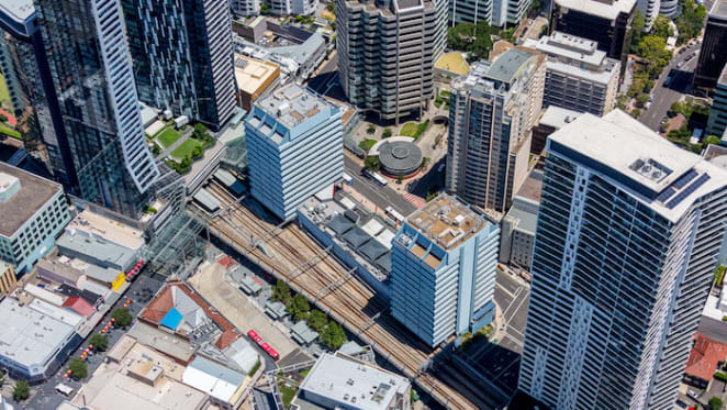 Dual towers in Sydney's Chatswood on the market