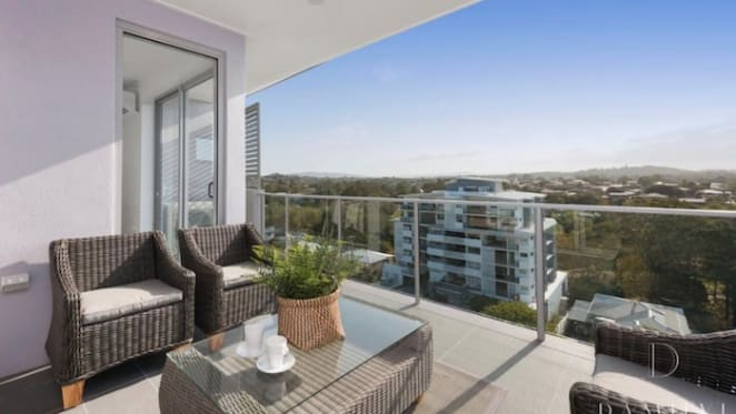 Annual rise in apartment supply in Chermside and Woolloongabba