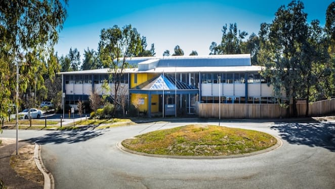 Canberra building anchored by childcare centre listed with $6.5 million hopes: Savills