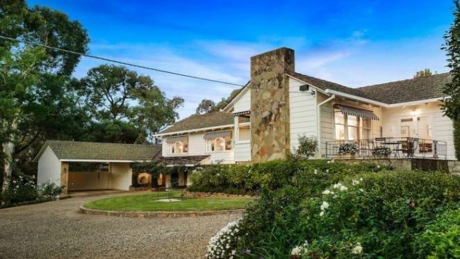1950s Bendigo residence Glenveagh listed for sale