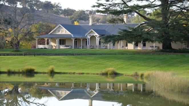 Late media boss Sam Chisholm's Bundarbo Station for sale