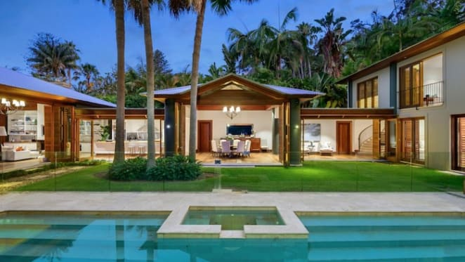 Chisholm family Palm Beach trophy home Melaleuca hits the market with $20 million hopes