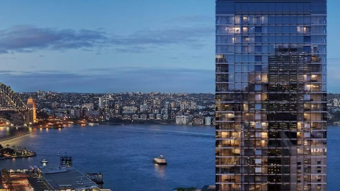 Troubled Chinese developer Wanda moves to sell off the plan apartments in One Circular Quay