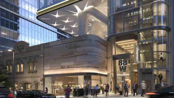 Ascott acquires $202 million North Sydney development