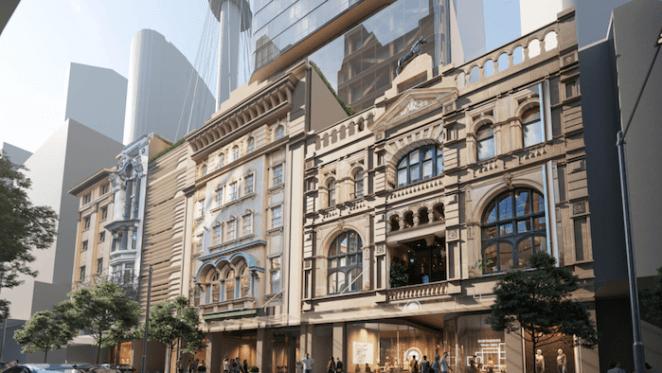 BVN architects win City Tatts redevelopment redesign