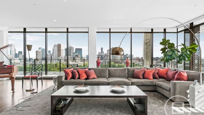 The 1101/150 Clarendon Street, East Melbourne sub-penthouse listed at $46 million