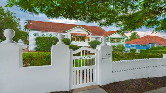 Historic Clonlara in East Clayfield sells for suburb record