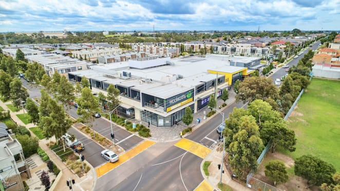 Coburg shopping centre sold for $21.3 million