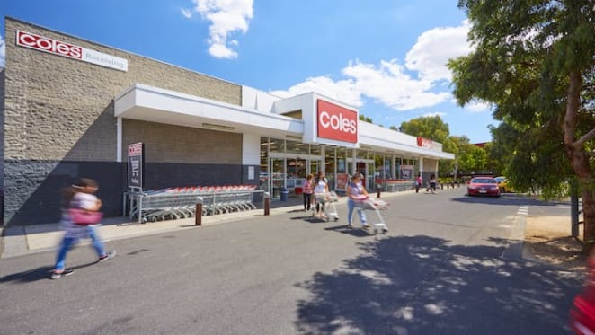 Coles Clayton sells for new supermarket record yield
