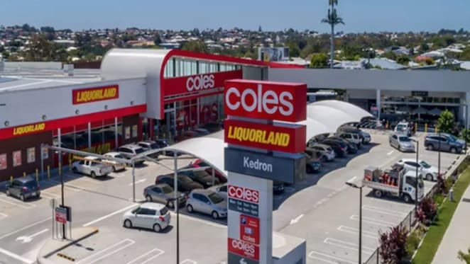 Kedron Coles Shopping Centre listed