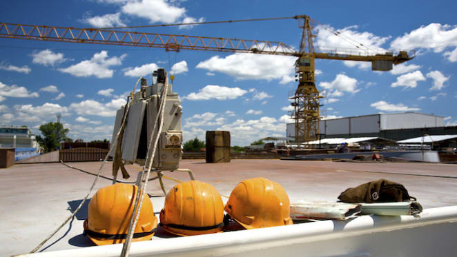 Global construction activity the strongest since GFC, says new survey
