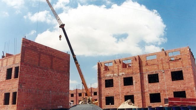 Construction work stabilised over the past half year: Andrew Hanlan