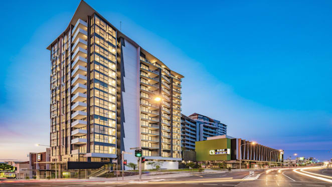 Coorparoo Square wins national award for best mixed-use development