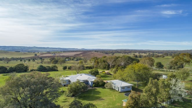 Grand Southern Highlands estate listed by the Williams family