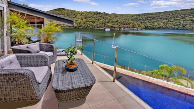 Deep-waterfront dream Cottage Point residence sold