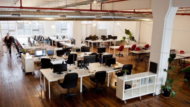 Melbourne holding the largest share of nation's co-working office spaces: HTW