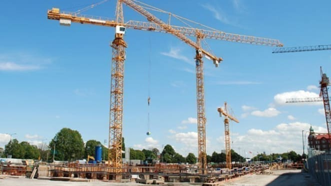 Fewer apartment approvals, but Sydney crane trends signal construction strength