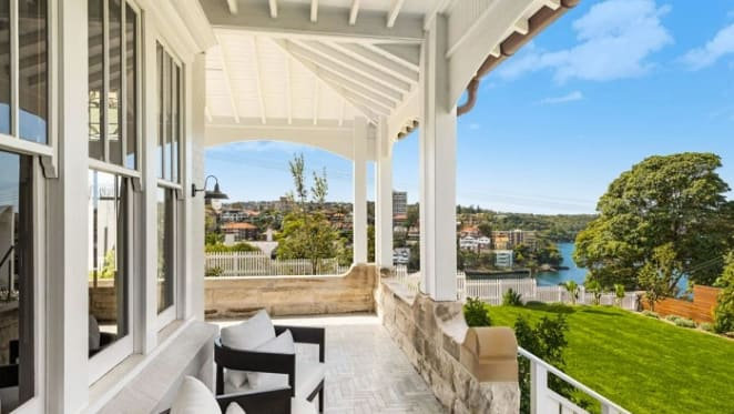 Cremorne garden apartment sold for $7.4 million