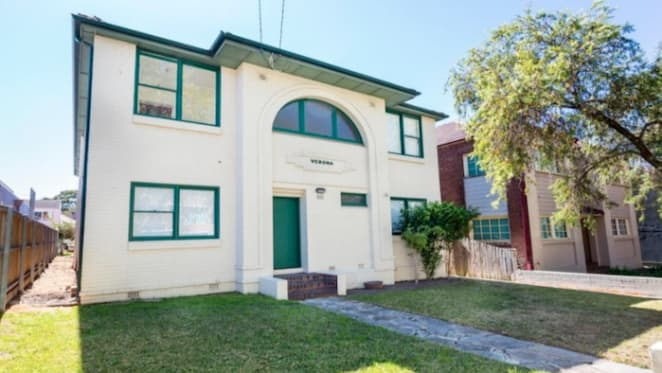Unit block in Sydney's Crows Nest sells for $4.3 million