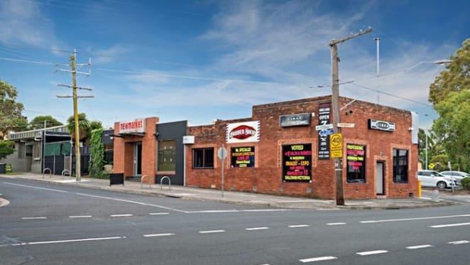 Shopfront in Melbourne's far eastern Croydon suburb sells for $750,000