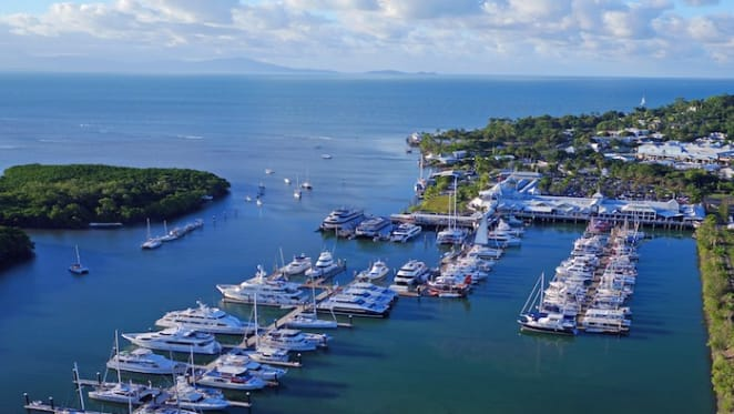 Port Douglas' Reef Marina bought by Crystalbrook Collection