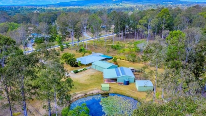 Curra, Queensland mortgagee acreage home sold for $45,000 loss