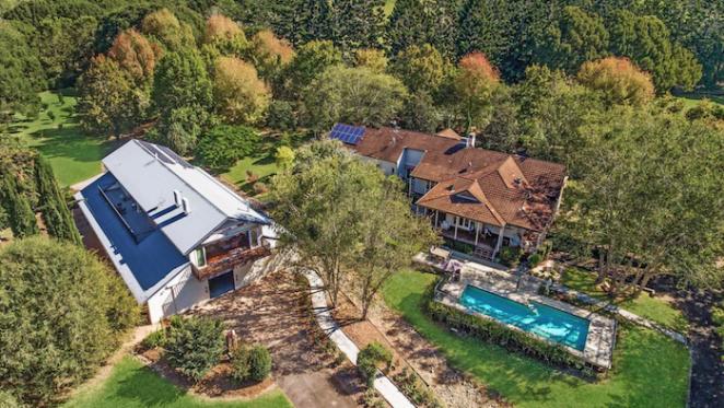 Jonathan Brown sells former Gold Coast hinterland home