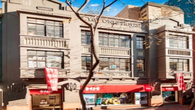 Art deco Cyclone House in Melbourne CBD listed with over $5.5 million hopes